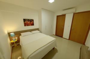 Excelentes Apartamentos Ponta Verde, Apartmány  Maceió - big - 44