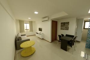 Excelentes Apartamentos Ponta Verde, Apartmány  Maceió - big - 47