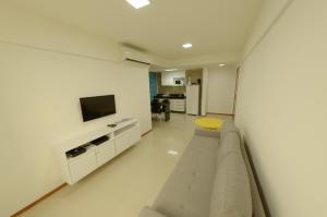 Excelentes Apartamentos Ponta Verde, Apartmány  Maceió - big - 49