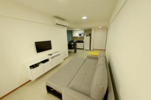 Excelentes Apartamentos Ponta Verde, Apartmány  Maceió - big - 50
