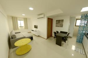 Excelentes Apartamentos Ponta Verde, Apartmány  Maceió - big - 51