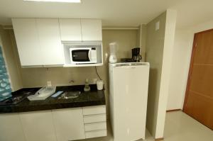 Excelentes Apartamentos Ponta Verde, Apartmány  Maceió - big - 53