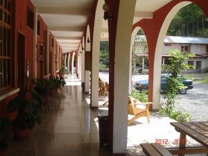 Hotel Posada de Carlos V, Szállodák  Cobán - big - 9