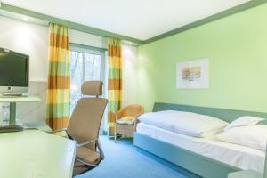 Hotel Restaurant Jägerhof, Hotel  Weisendorf - big - 11