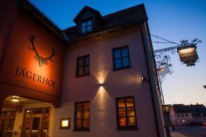 Hotel Restaurant Jägerhof, Hotel  Weisendorf - big - 36