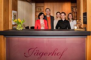 Hotel Restaurant Jägerhof, Hotel  Weisendorf - big - 31