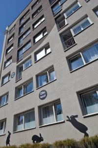 Hotel OTTO, Отели  Берлин - big - 40