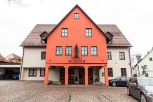 Hotel Restaurant Jägerhof, Hotel  Weisendorf - big - 34