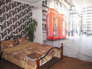 Tatyanas Apartment 4, Apartmanok  Szumi - big - 5