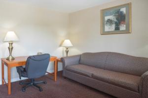 Suite with Sofa Bed - Non Smoking