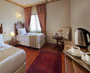 Hotel Sapphire, Отели  Стамбул - big - 1