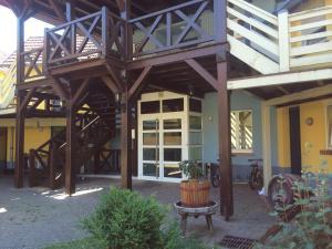 Le Relais De Wasselonne & Spa, Residence  Wasselonne - big - 24