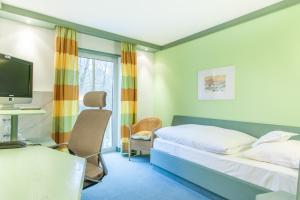 Hotel Restaurant Jägerhof, Hotel  Weisendorf - big - 4