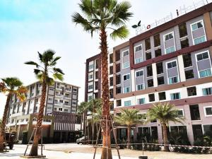 The Contrast i Hotel, Hotel  Pluak Daeng - big - 86