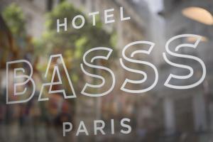 Hôtel Basss (9 of 37)