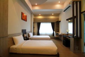 The Contrast i Hotel, Hotels  Pluak Daeng - big - 24