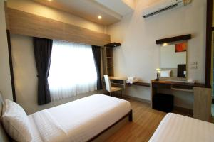 The Contrast i Hotel, Hotel  Pluak Daeng - big - 80