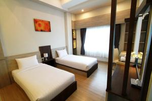 The Contrast i Hotel, Hotel  Pluak Daeng - big - 79