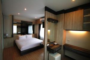 The Contrast i Hotel, Hotel  Pluak Daeng - big - 76