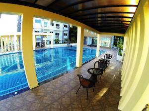The Contrast i Hotel, Hotel  Pluak Daeng - big - 97