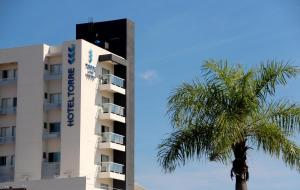 Torre Hotel Ejecutivo, Отели  Санта-Крус-де-ла-Сьерра - big - 29