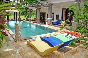 Balam Bali Villa, Guest houses  Mengwi - big - 19