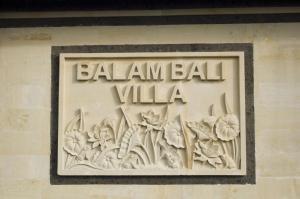 Balam Bali Villa, Penziony  Mengwi - big - 46
