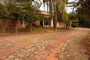 Villas de Sinaloa, Апарт-отели  Villa de Leyva - big - 32
