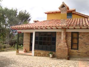 Villas de Sinaloa, Апарт-отели  Villa de Leyva - big - 30