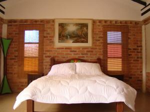 Villas de Sinaloa, Апарт-отели  Villa de Leyva - big - 27