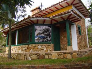 Villas de Sinaloa, Апарт-отели  Villa de Leyva - big - 22
