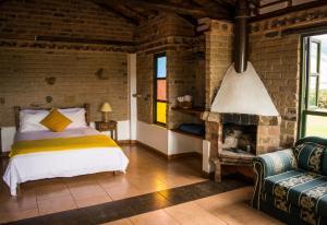 Villas de Sinaloa, Residence  Villa de Leyva - big - 20
