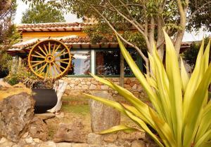 Villas de Sinaloa, Апарт-отели  Villa de Leyva - big - 16