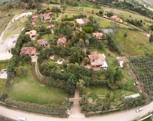 Villas de Sinaloa, Апарт-отели  Villa de Leyva - big - 14