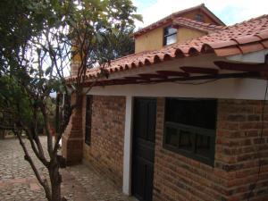 Villas de Sinaloa, Апарт-отели  Villa de Leyva - big - 13