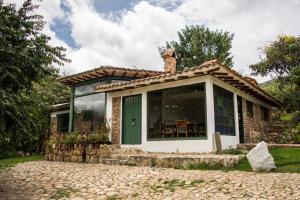 Villas de Sinaloa, Residence  Villa de Leyva - big - 24