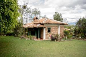 Villas de Sinaloa, Residence  Villa de Leyva - big - 4