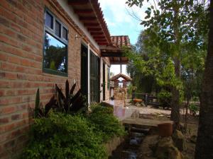 Villas de Sinaloa, Апарт-отели  Villa de Leyva - big - 37