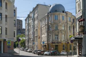 Хостел Кон Тики, Москва