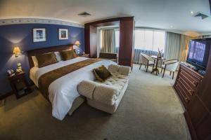 Hotel Emperador, Hotel  Ambato - big - 5