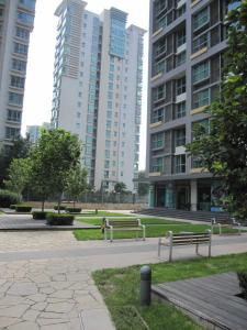 Rich&Young Seasons Park Service Apartment, Apartmány  Peking - big - 25