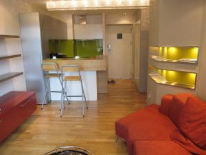 Rich&Young Seasons Park Service Apartment, Апартаменты  Пекин - big - 3