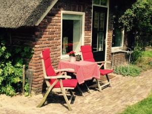 Vakantiehuis Onder De Appelboom, Дома для отпуска  Далфсен - big - 6