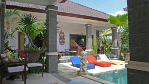 Balam Bali Villa, Penziony  Mengwi - big - 56