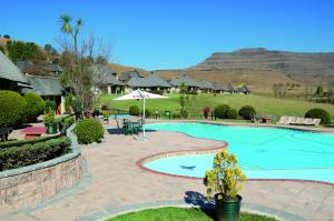 Fairways Gold Crown Resort, Rezorty  Drakensberg Garden - big - 37