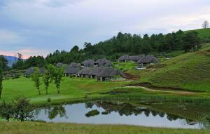 Fairways Gold Crown Resort, Rezorty  Drakensberg Garden - big - 19