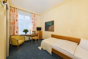 Cresta Palace Hotel, Szállodák  Celerina - big - 12