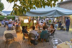 Casa Di Campagna In Toscana, Vidiecke domy  Sovicille - big - 90