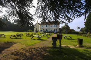 Worplesdon Place Hotel, Hotel  Guildford - big - 42
