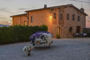 Casa Di Campagna In Toscana, Vidiecke domy  Sovicille - big - 82